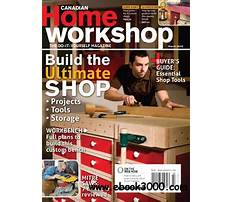 Canadian home workshop article index Video