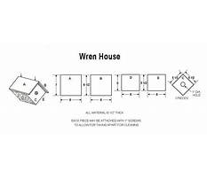 Carolina wren birdhouse plans Video