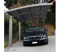 Carport alu Video