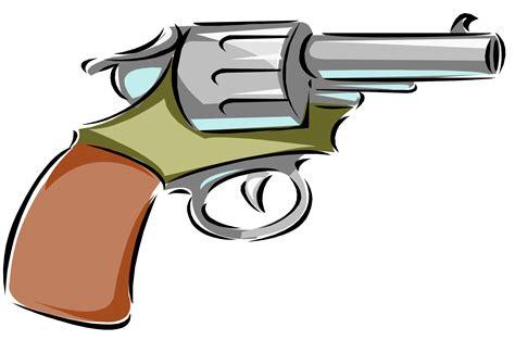 Cartoon Gun Clip Art