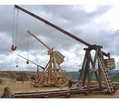Catapults trebuchets Video