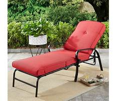 Chaise lounge chairs outdoor Video