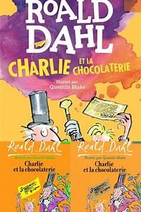 Charlie Et La Chocolaterie Roman