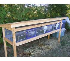 Cheap indoor rabbit hutch diy outdoor Video