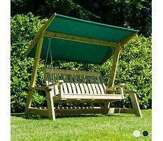 Cheap outdoor bench swings Video