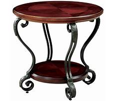Cherry end table Video