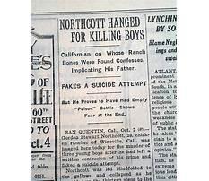 Chicken coop murders newspaper articles Video