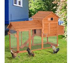 Chicken houses on wheels Video