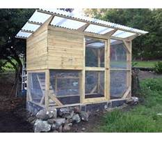 Chicken houses plans qld Video
