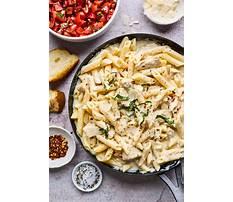 Chicken penne Video