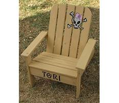 Child chair plans free Video