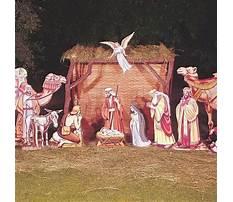Christmas manger woodworking plans.aspx Video