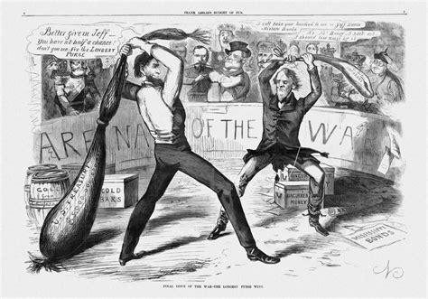 Civil War Political Cartoons