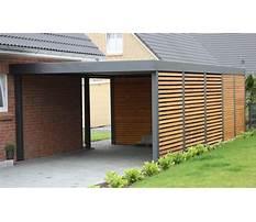 Closing in a carport design Video