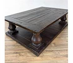 Coffee tables restoration hardware type Video