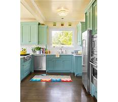 Colorful small kitchens Video