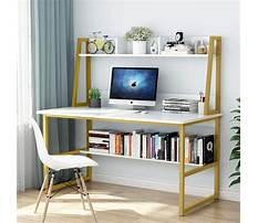 Computer hutch for small spaces Video