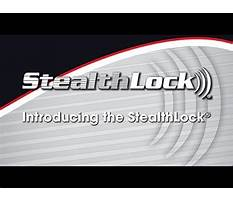 Compx timberline stealthlock intro video Video