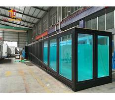 Container room designs Video