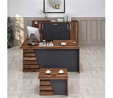 Contemporary home office furniture desks Video