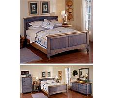Country fresh bed woodworking plan free Video