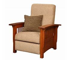 Craftsman style chair Video