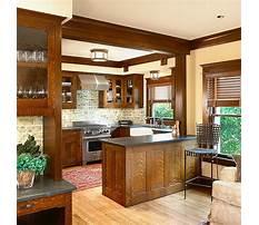 Craftsman style kitchen remodel Video