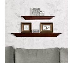 Crown molding wall shelf.aspx Video