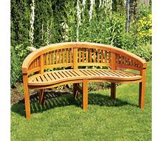 Curved bench Video