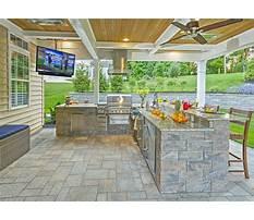 Custom outdoor kitchens near me Video