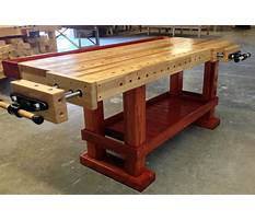 Custom woodworking benches for sale Video
