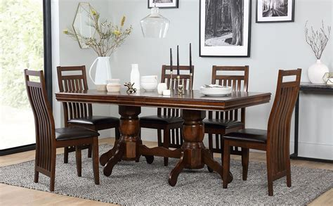 HD wallpapers dark dining table with white chairs Page 2