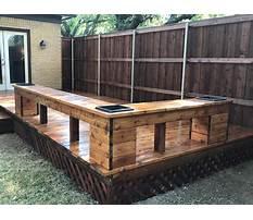 Deck bench planter.aspx Video