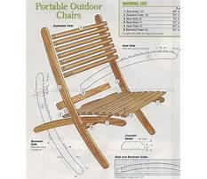 Deck chair plans nesting Video