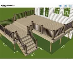 Deck design app Video