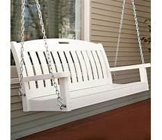 Deck swings for sale Video