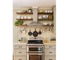 Decorative kitchen shelving ideas Video