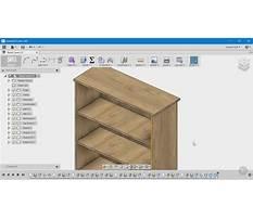Design furniture software Video