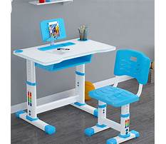Desk and chair kids Video