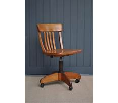 Desk chair diy Video