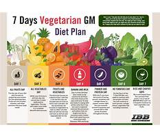 Detailed gm diet for vegetarians Video