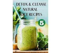 Detox cleanse Video
