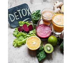Detox diet Video