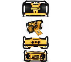 Dewalt radios.aspx Video