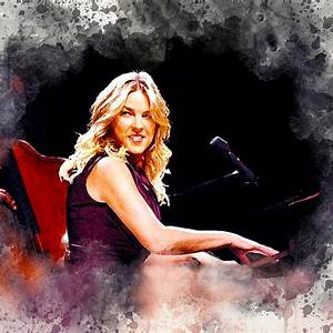 Diana Krall - Alone Again