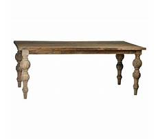 Dining room table building plans.aspx Video