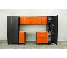 Discount garage storage cabinets Video