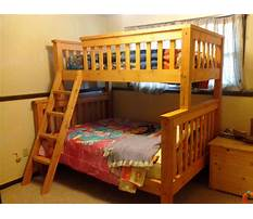 Diy bunk bed twin over full Video