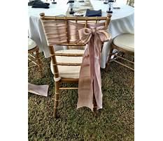 Diy chair bows for weddings.aspx Video