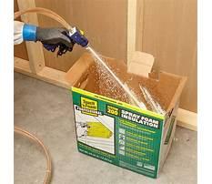 Diy closed cell spray insulation.aspx Video